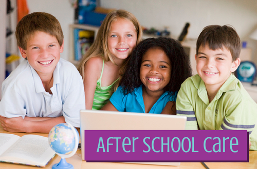 After School Care for 2021 and Summer Camp Registration - click here for info!