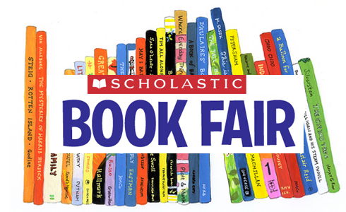 Scholastic Book Fair September 14-20, 2018