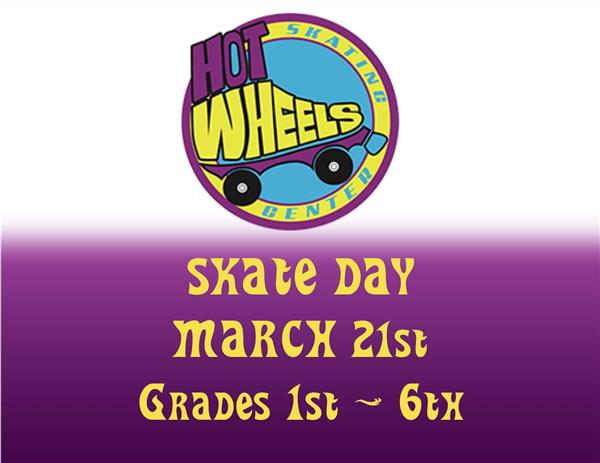 March Skate Day