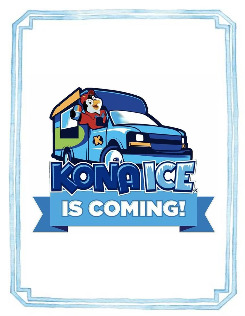 KONA ICE DATES