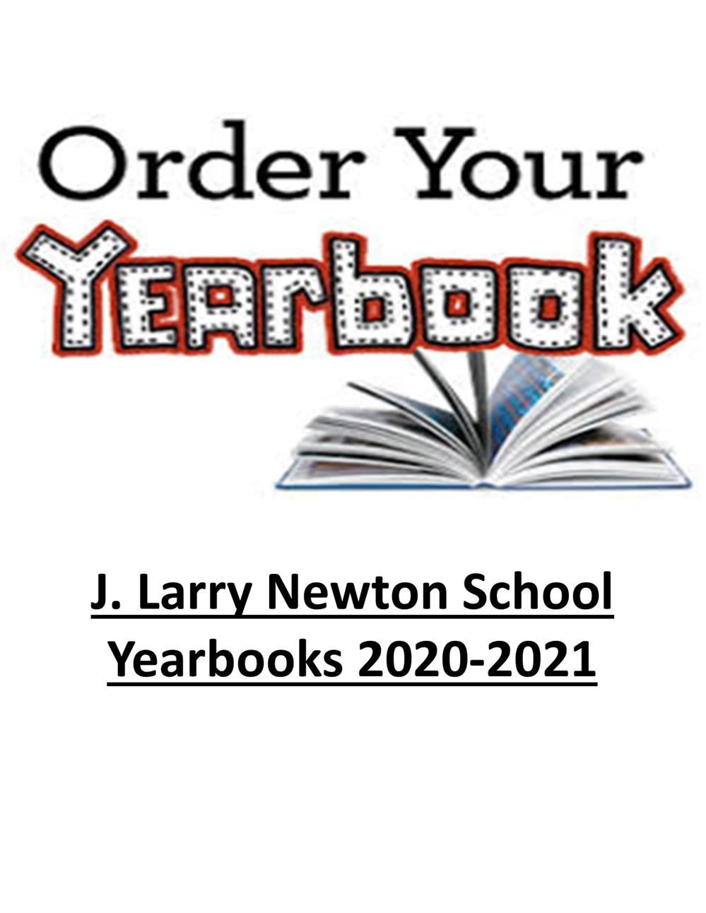 2020-2021 JLN Yearbook