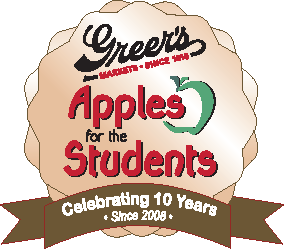 Greer's Apples for the Students