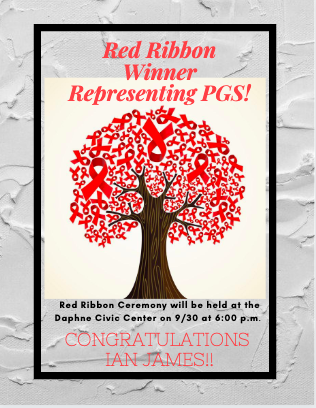 Red Ribbon Representative for PGS