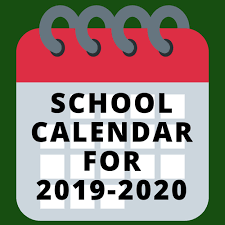 Baldwin County 2019-2020 Board Approved Calendar