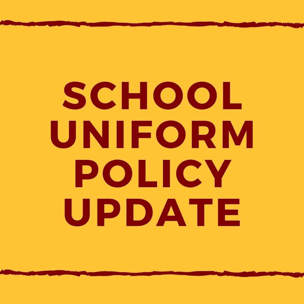 2019-2020 Elementary Public School Uniform Policy