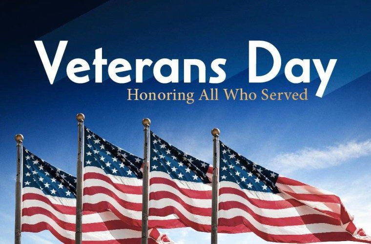 We Need Your Help: Veteran's Day