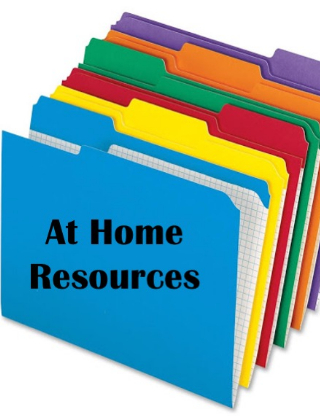 Elementary School Resources for Home