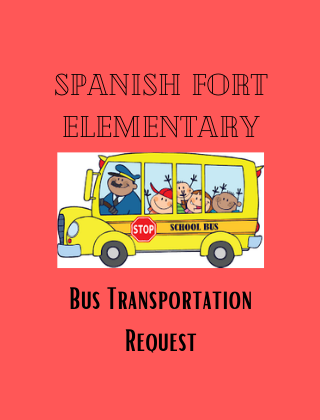 BUS TRANSPORTATION REQUEST FORM