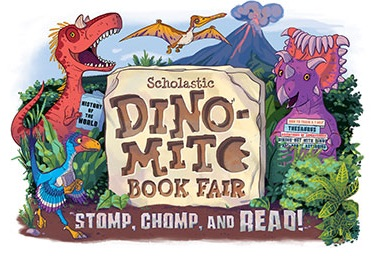 Scholastic Book Fair Online & In the Library