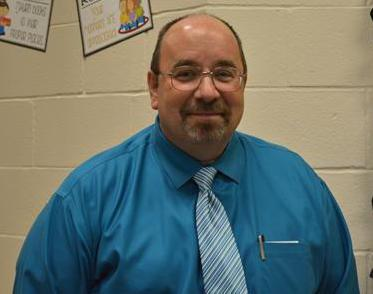 Welcome to our new principal, Mr. Jim Perry!