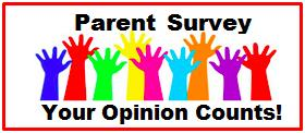 Parents Can Help Our School by Taking This Survey