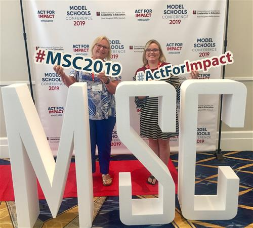 Model Schools Conference 2019