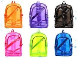 2018-2019 Book Bag Policy for Swift School