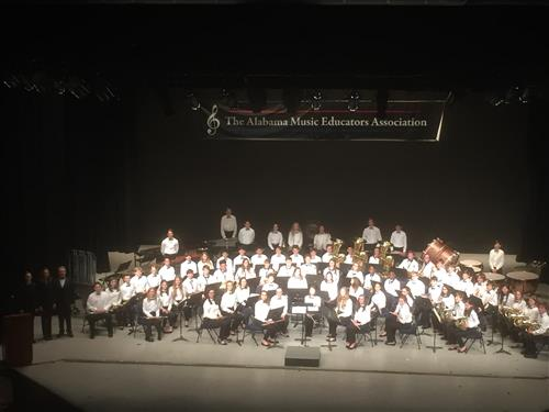 Alabama Music Education Concert