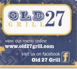 Old 27 Grill