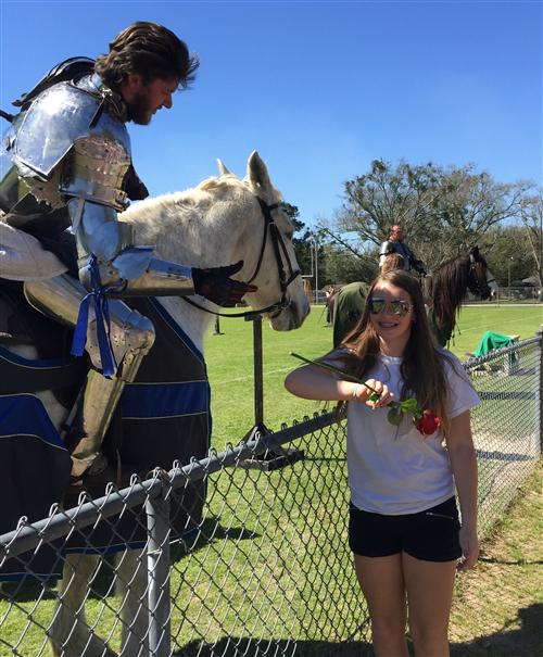 8th Jousting Field Trip