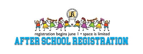 After School Registration