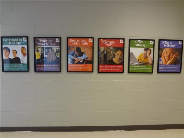 Bullying Awareness Posters