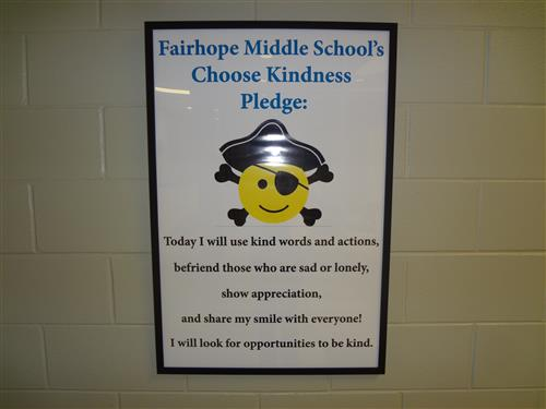 Choose Kindness Pledge