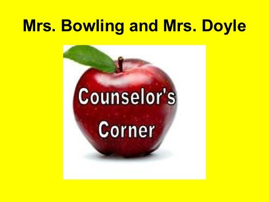 Mrs. Bowling and Mrs. Doyle