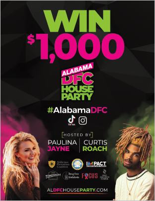 Alabama DFC House Party Talent Contest - Oct. 6 - 23rd