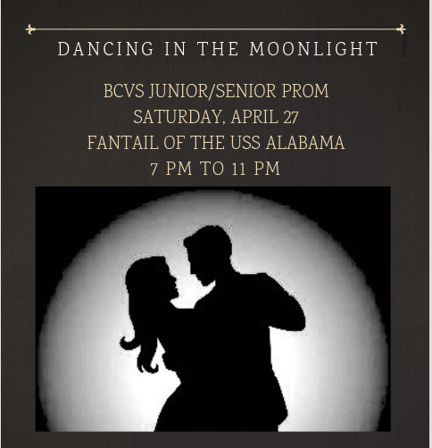 PROM!!!  Buy your tickets before the April 12th deadline!