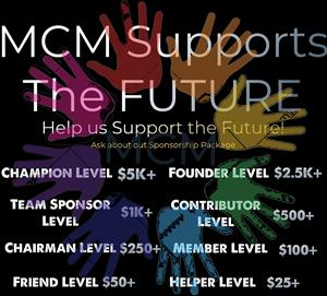 MCM Supports the FUTURE
