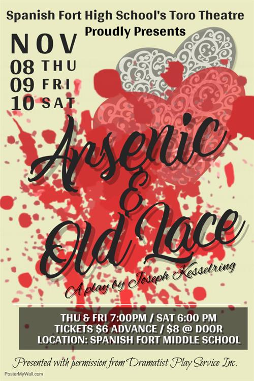 Arsenic & Old Lace Play