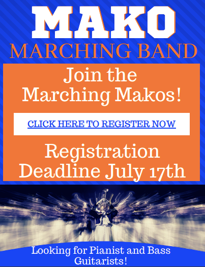 Mako Marching Band