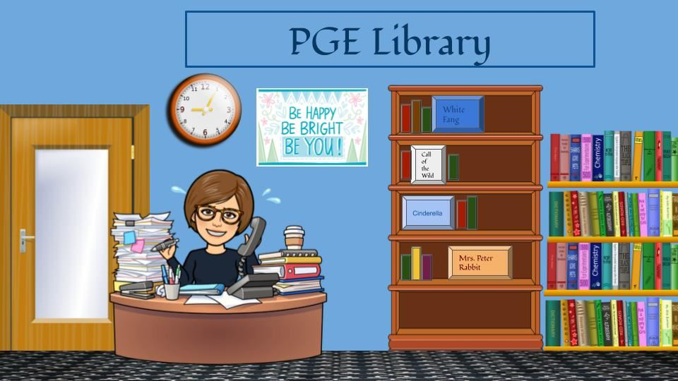 PGE Virtual library