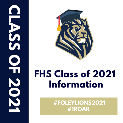 Class of 2021 Information