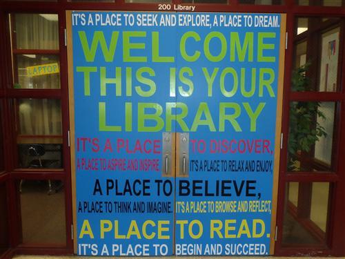 Door & Library / Home
