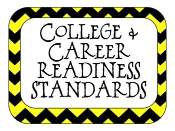 College & Career Readiness Standards clipart