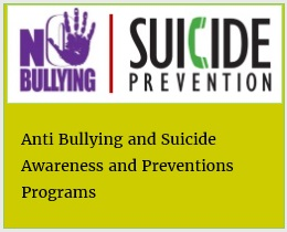 Anti-Bullying & Suicide Workshop