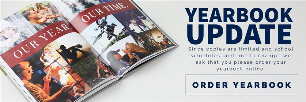 Purchase a 2020-2021 Yearbook