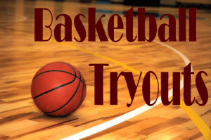 Rising 8th Grade Girls and Boys Basketball Tryouts Information- May 11th and 12th