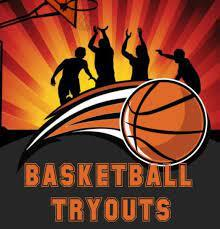 POSTPONED-8th Grade Boys' and Girls' Basketball Tryouts Information