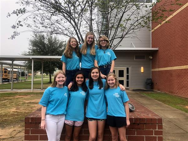Builders Club Elects Officers for 2018/2019