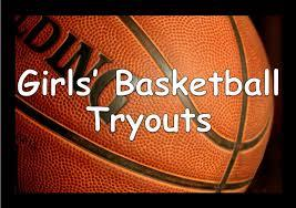 7th Grade Girls' Basketball Team Tryouts- Monday, October 5th, 3:15-4:30 pm ; Wednesday, October 7th, 3:15-4:30 pm