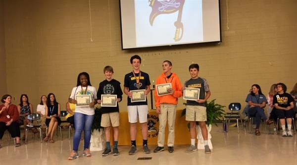 State Recognition Students