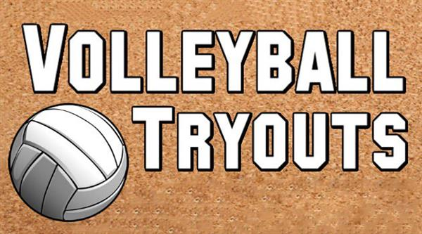 Volleyball Tryouts Information