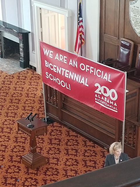 FHS Named Official Alabama Bicentennial School