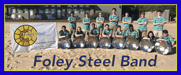 FHS Steel Band Wins State Contest