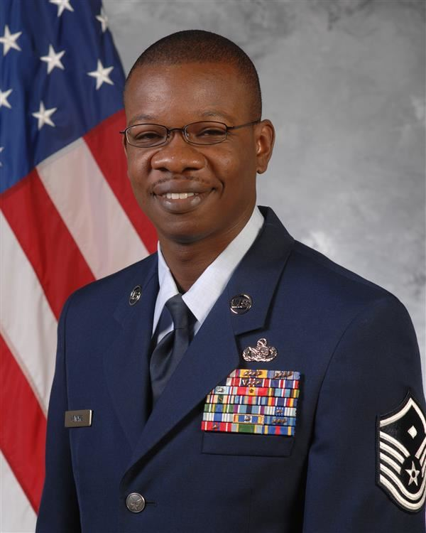 October 2018 Teacher of the Month: Master Sergeant Howard