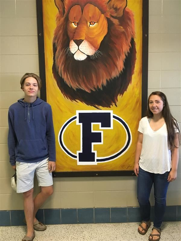 FHS Education and Training Students