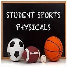 2019 Athletic Physicals