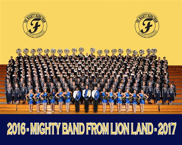 The Mighty Band From Lion Land