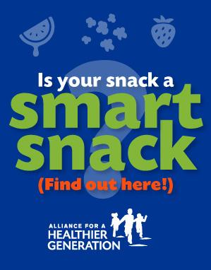 Is Your Snack a Smart Snack?