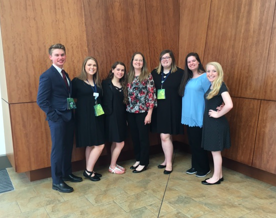 NBCT HOSA Participate in 2018 State Competition