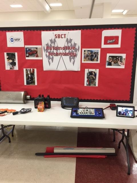 SBCT Fair Exhibits